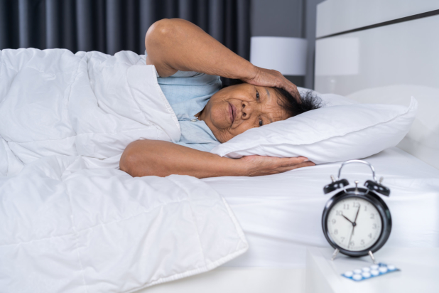 Sleep Problems and Alzheimer's: A Harmful Combination