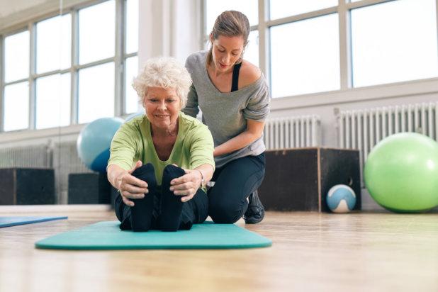 Osteoporosis-Friendly Exercises for Seniors