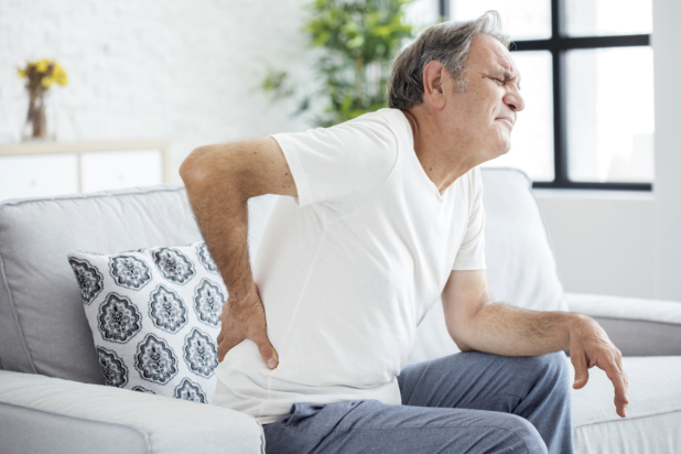 Understanding Back Pain in Seniors